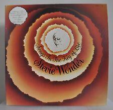"Stevie Wonder Songs In The Key Of Life Japan 2x gatefold LP + bonus 7"" VIP-1~2"