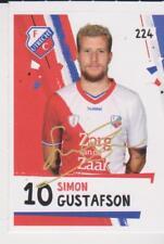 AH 2018/2019 Panini Like sticker #224 Simon Gustafson FC Utrecht