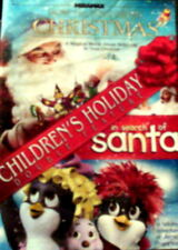 2 CHRISTMAS Movies HOW the TOYS SAVED CHRISTMAS and IN SEARCH of SANTA