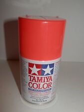 Tamiya Color for Polycarbonate 100 ml. Fluorescent Red #Ps-20 New