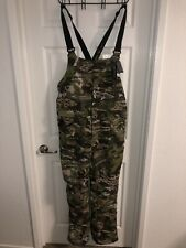 UA Under Armour Pants 1316872-940 Ridge Reaper Forest Camo Mens L Hunting Woods