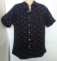 Mens AEROPOSTALE Short Sleeve Southwest Woven Shirt NWT #4598