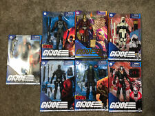 GI Joe Lot Classified Beach Head Storm Shadow Destro Snake Eyes Exclusive Lot
