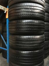 4 X 255 45 20 Pirelli P7 Cinturato %85-90 Tread . Fitting Available, Freight