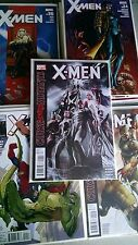 X-men Comic Lot 2010 1-41 5.1 VF+-NM bagged boarded