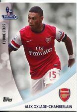 Premier Gold 13/14 Future Stars Chase Card FS-AO Alex Oxlade-Chamberlain