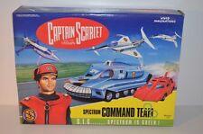 CAPTAIN SCARLET Spectrum Command Team NEW in box - Vivid Imaginations