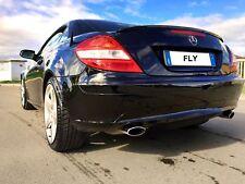 Mercedes SLK Spoiler R171 Aileron Becquet Alettone Trunklid Wing Painted Black
