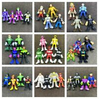Mixed Sets Of Imaginext DC Super Friends Greeen Lanter Batman Heroes Figure Toy
