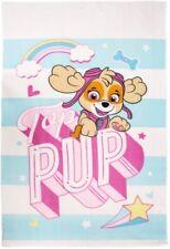 Official Paw Patrol Skye Character Fleece Snuggle Blanket Throw 120cm X 150cm