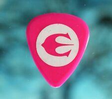 Europe / John Leven Concert Tour Guitar Pick / Glossy Pink/White Glenn Hughes