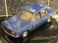 Solido Renault 18 Vintage Blue 1.43 Diecast Mint Unboxed