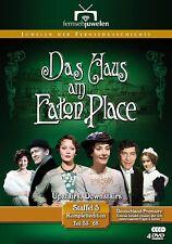 Das Haus am Eaton Place - Staffel 5, 4 DVD Set NEU + OVP!