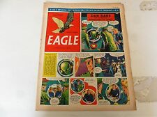 EAGLE Comic - Year 1954 - Vol 5 - No 28 - Date 09/07/1954 - UK Paper Comic