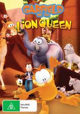 Garfield The Cat Lion Queen DVD R4