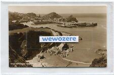 Ilfracombe, Rapparee Cove. RPPC by Judges, circa 1928. Unused