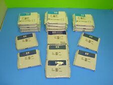 Lot of 18 NEW HP 10 Ink & PrintHeads EXPIRED-C4841A-C4842A-C4843A-C4801A-C4802A