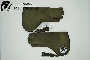 OFS Green Nubuck Triple Layer Glove Size Medium