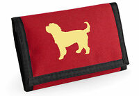 Cockerpoo Gift Wallet Rip-Stop Cockapoo Purse Birthday Gift Dog Lovers Gift