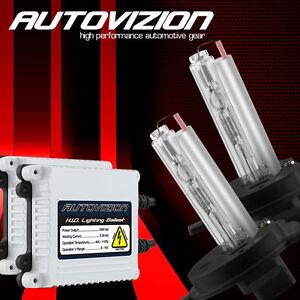 HID 35w Slim Conversion Kit H1 H3 H4 H7 H10 H11 H13 9003 9005 9006 9007 6K