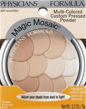 Physicians Formula Magic Mosaic Multi-Colored Face Powder 3844 Translucent Beige