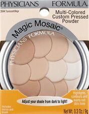 Physicians Formula Magic Mosaic Multi-Colored Face Powder 3844 Translucent Beige