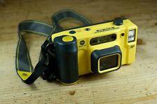 MINOLTA Weathermatic DUAL 35 Underwater Film Camera From Japan