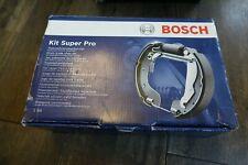 Bosch 0204114027 Brake Shoes Boxed Kit ,Citroen Saxo ,AX, Peugeot 106, Partner,