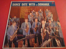 LP Album vinyl Dance Date With Sam Donahue ! Masterseal Records