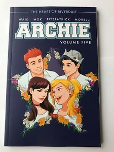 Archie Volume 5 by Mark Waid - Trade Paperback Graphic Novel NEW