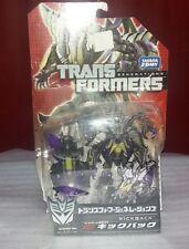 TRANSFORMERS KICKBACK TG-08.TAKARA TOMY.NUEVO!!!