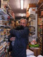 Lotto blocco STOCK di 100 libri vecchi genere librerie mercatini bazar romanzi