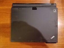 Lenovo Thinkpad X201 Tablet Core i7 vPro 320GB 4GB RAM Touchscreen