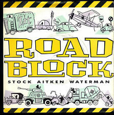 ROADBLOCK edit - rare dub # STOCK AITKEN  WATERMAN