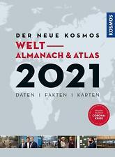 Henning Aubel / Der neue Kosmos Welt- Almanach & Atlas9783440169919