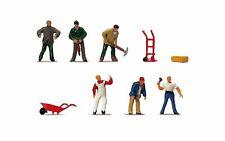 Hornby R7117 OO Gauge Working People