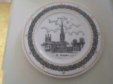 HELMSLEY MARKET PLACE Plate Ltd Edition Plate No 26 Gerald Swan Decor Art 1995
