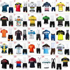 ciclismo Conjuntos de ciclismo Maillot y pantalón corto Cycling Jersey shorts