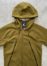 NEW Mens Nike Air Jordan Fleece Parka Jacket Casual Gym MJ 23 Limited Edition S