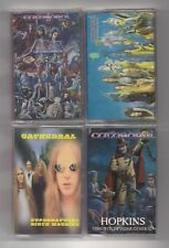 CATHEDRAL - Lot of 4 SEALED cassettes - Doom Metal - Earache