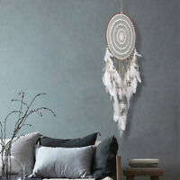 Extra Large Dream Catchers for Bedroom 15.8 x 43 Inch, Handmade Feather