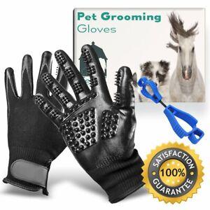 Pet Grooming Glove,Pet Grooming Glove,Pet Grooming Glove Set For Dogs,Horses K10