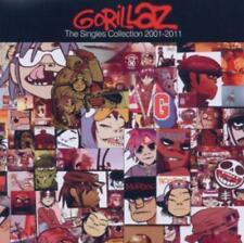 The Singles Collection 2001-2011 von Gorillaz (2011)