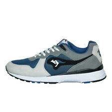 KangaROOS - Finalist OG Grey / Blue Sneaker Sportschuhe