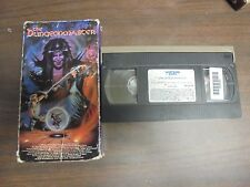 """USED  VHS Movie  """"The Dungeon master"""" """"G"""""""