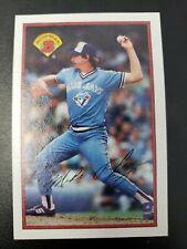 1989 Bowman Toronto Blue Jays Baseball Card #241 Mike Flanagan Mint Condition