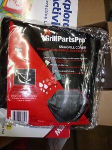 Grill Parts Pro 55 in. Vinyl Grill Cover - 812-6092-S2