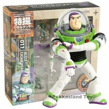 Revoltech Series NO.011 Toy Story Buzz Lightyear PVC Action Figure Collectible