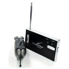 Mini RC Submarine Racing Boat Radio Remote Control Toy 3 Propeller Motor 6CH  F