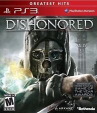 Dishonored PS3 Greatest Hits